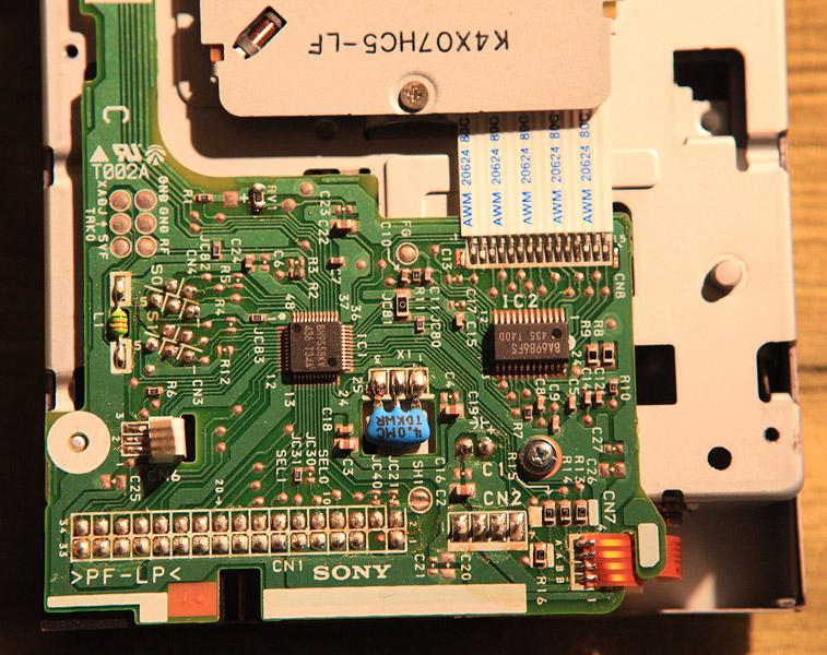 DX7 IIFD floppy replacement - YamahaMusicians com