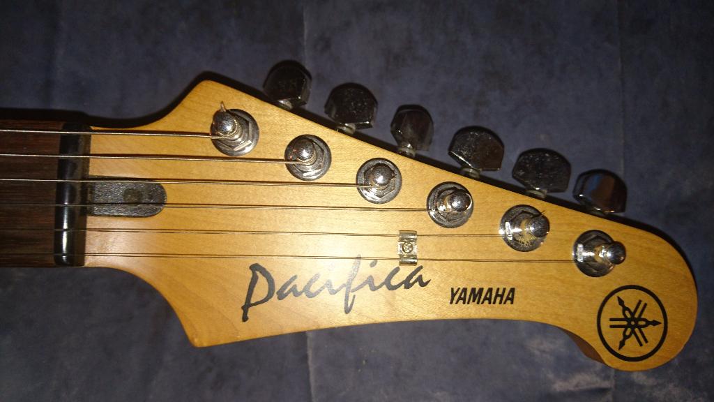 Need help identifying Pacifica model - YamahaMusicians com