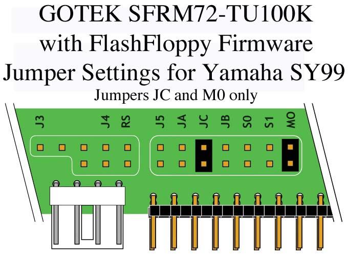 New free USB Floppy Emulator firmware option - YamahaMusicians com