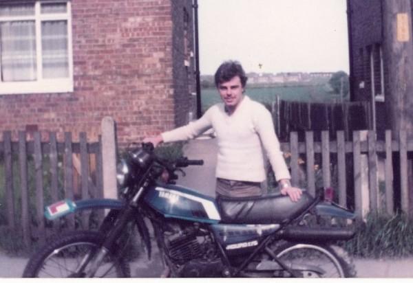 My First Motorcycle - 1980 Suzuki TS100 - YamahaMusicians com