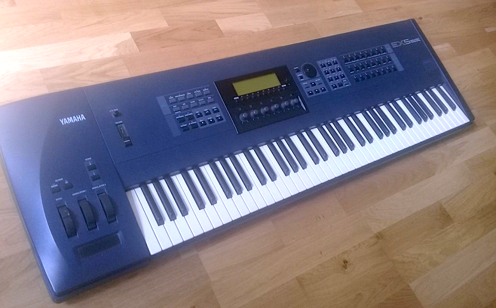 Yamaha EX5 For Sale - £300 or best offer! - YamahaMusicians com
