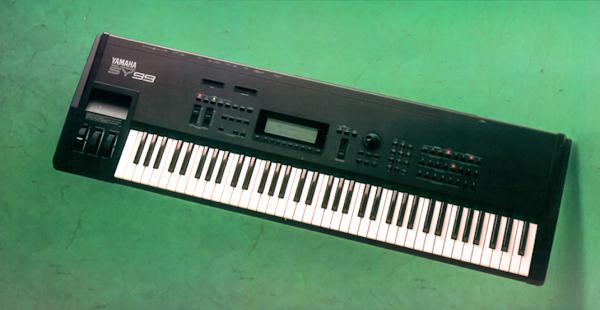 Yamaha SY99 EPROM Images - YamahaMusicians com