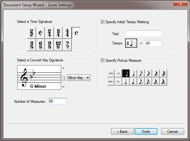 Create MIDI from a score tutorial + parts 2, 3 & 4