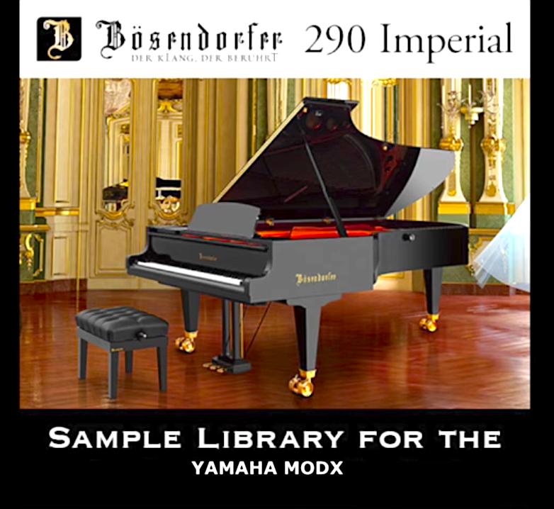 Bösendorfer Imperial Premium Grand Piano FREE download for