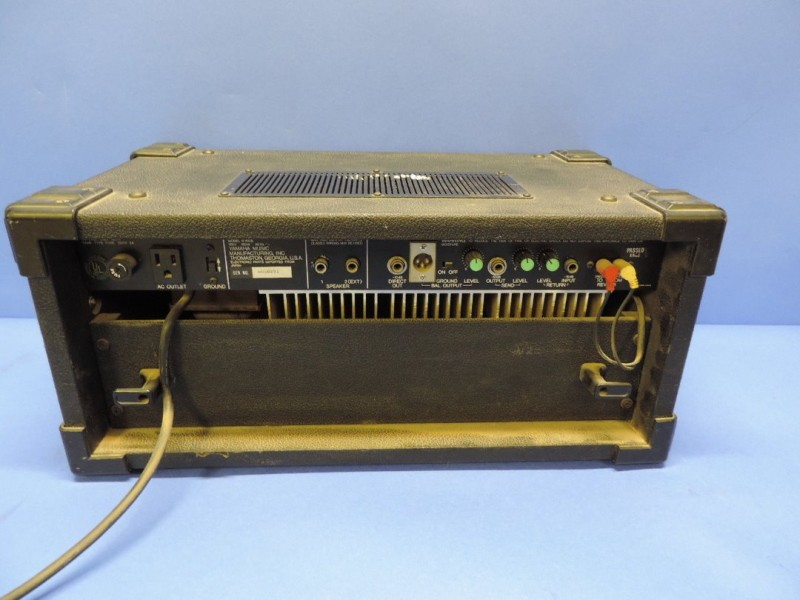Mods to Yamaha G100 III amps? - YamahaMusicians com