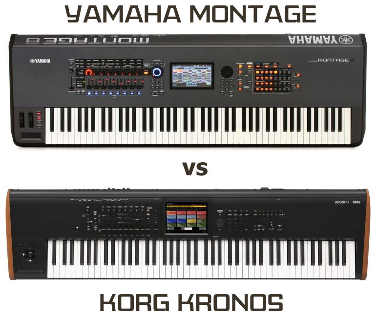 Montage8 vs Kronos 88 - The Decision - YamahaMusicians com