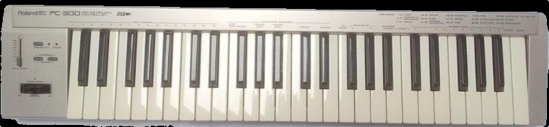 Roland ED PC-300 Midi Keyboard Controller - YamahaMusicians com