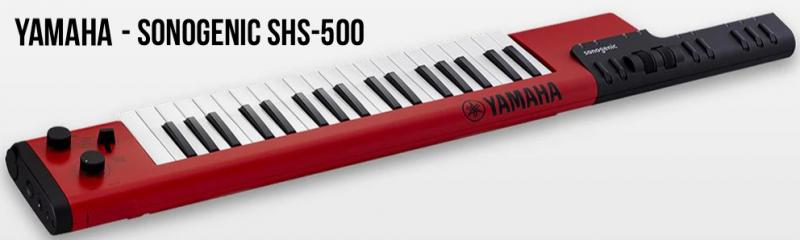 Yamaha Sonogenic SHS-500 Keytar