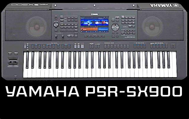 Yamaha PSR-SX900 - A Mini Genos? - YamahaMusicians com