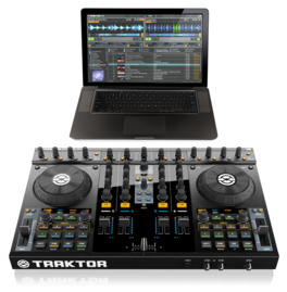 TRAKTOR KONTROL S4 JULY SPECIAL OFFER NATIVE INSTRUMENTS DJ