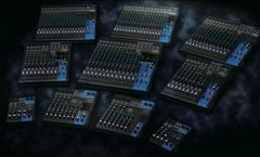 NAMM 2014: New Yamaha Mixers