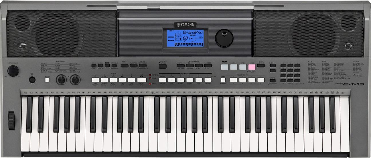NAMM 2014: Yamaha Announce PSR E-443 Arranger Keyboard