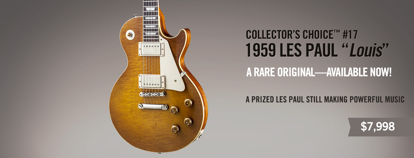 Gibson Les Paul Collector's Choice