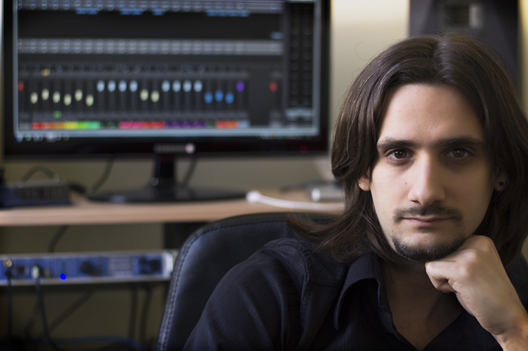 Meet the Pro's - Dom Sigalas - Yamaha MOXF Expert.
