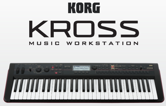 Korg Kross vs Yamaha MX