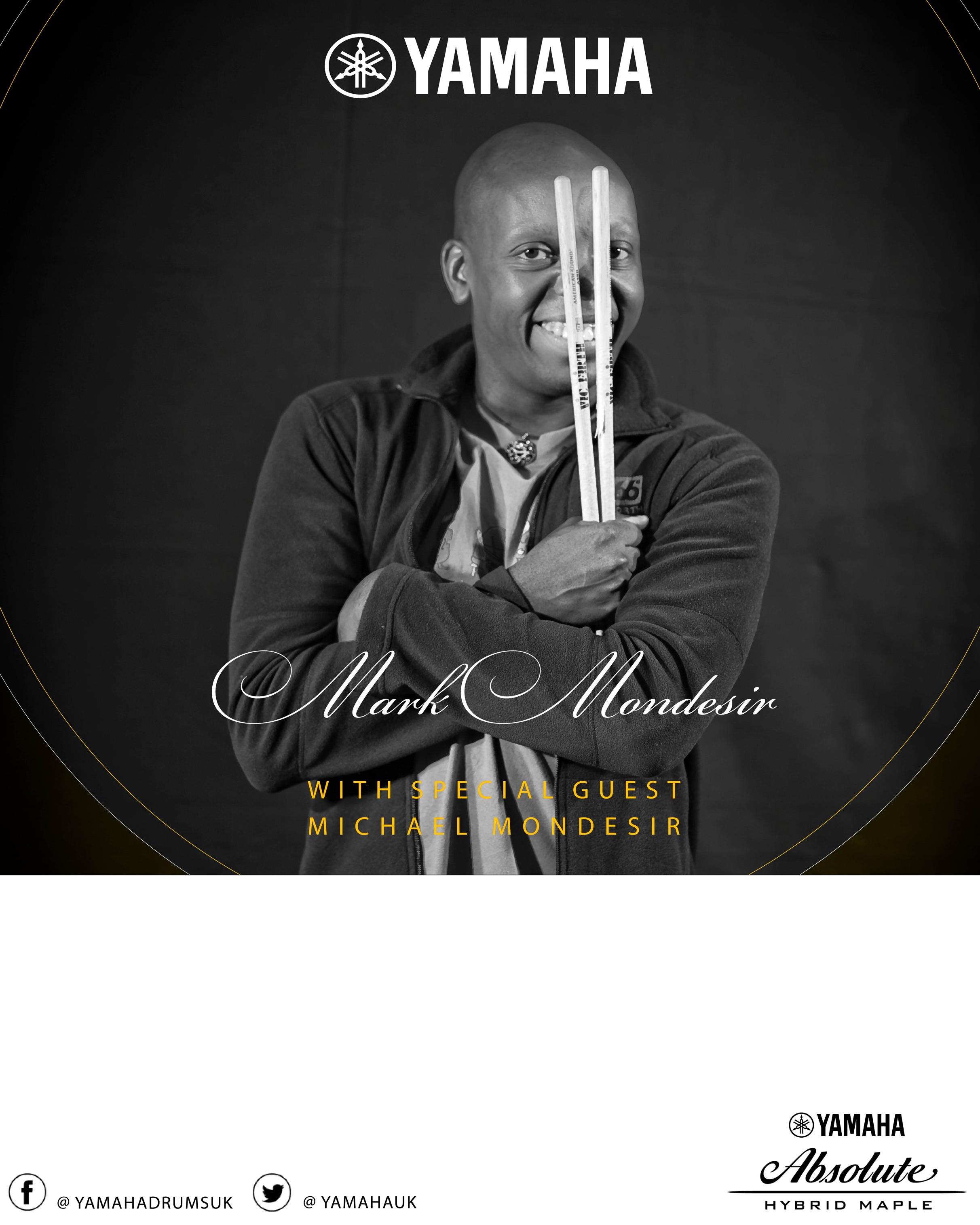 Mark Mondesir Dealer Poster