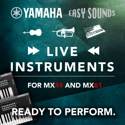 Free Yamaha MX Sounds