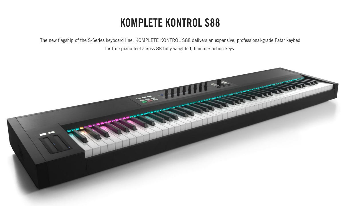 Native Instruments announces major updates to KOMPLETE KONTROL