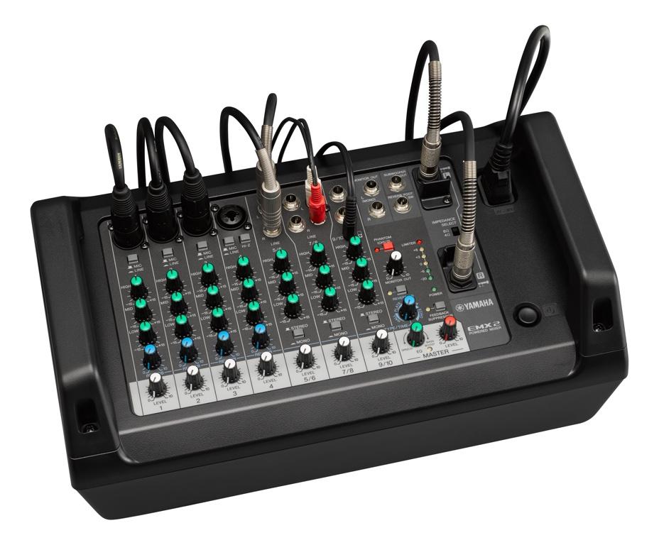Yamaha EMX2 Mixer