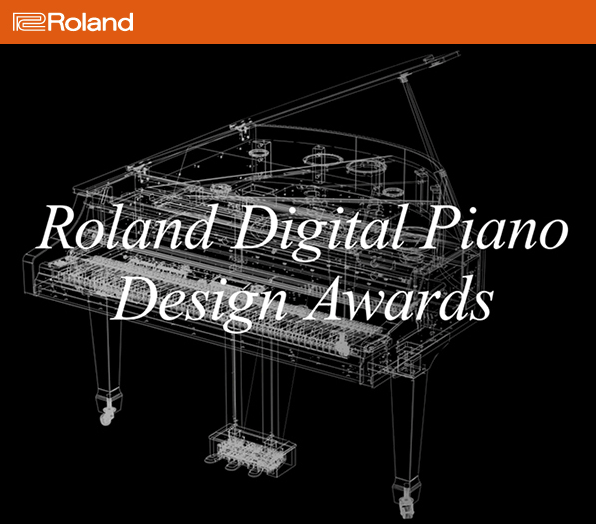 the roland digital piano design awards wants you. Black Bedroom Furniture Sets. Home Design Ideas