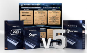 Pianoteq Pro 5 Competition