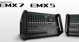 Yamaha EMX5 & EMX7