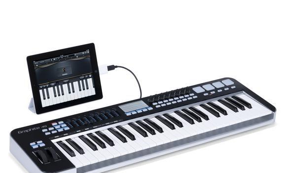 Samson Graphite 49 Midi controller keyboard