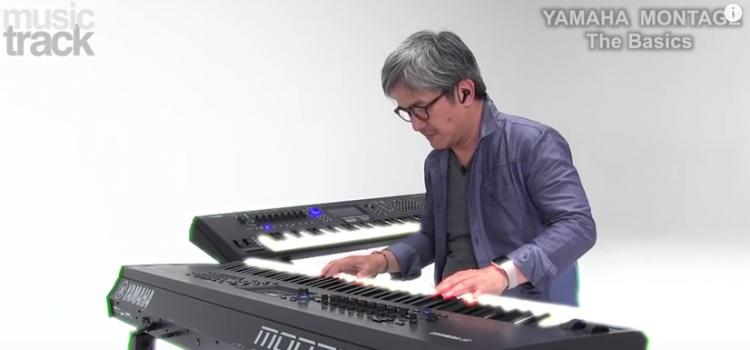 Yamaha Montage Demo DEMO by Katsunori UJIIE