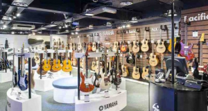 Yamaha Music London Free Guitar Lessons