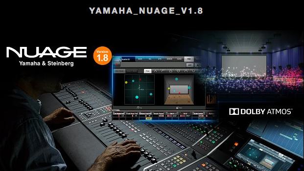 Yamaha Nuage v1.8