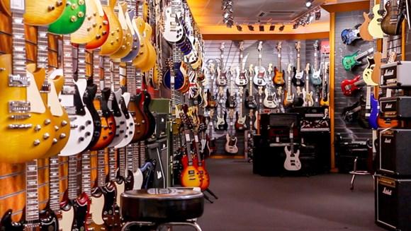 Guitarguitar Epsom Store