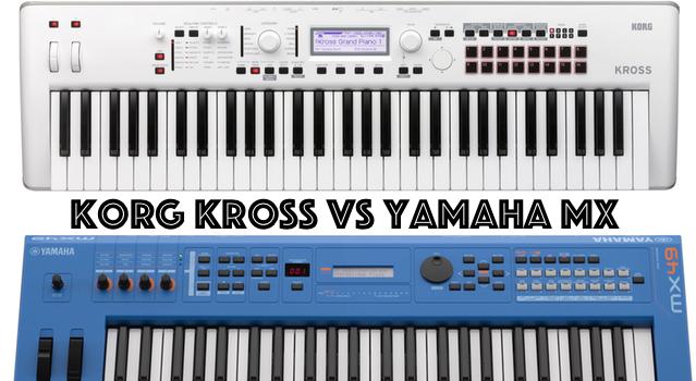 Korg vs Yamaha