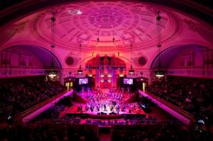 Yamaha Central Hall Westminster