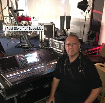 Paul Sieloff - Base Live