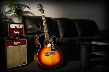 Epiphone EJ-200SCE Review