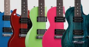 NAMM 2017 New Guitar Lineup