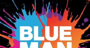 NAMM 2017 Yamaha Montage Blue Man Group