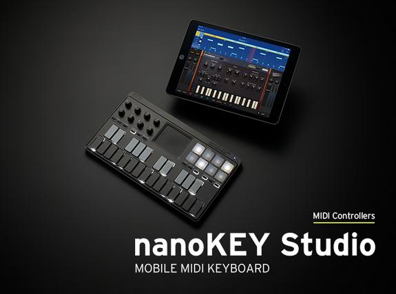 Korg nanoKEY Studio