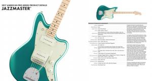 Fender Professional Jazzmaster