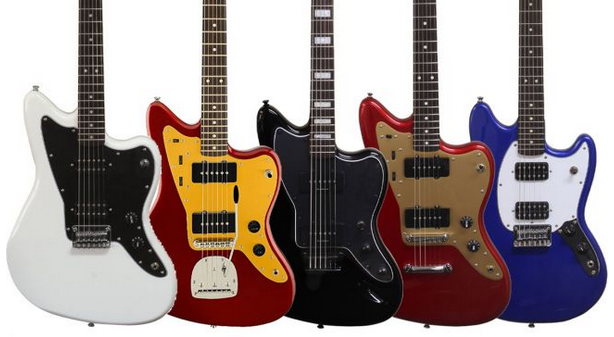 Squire Guitars NAMM 2017