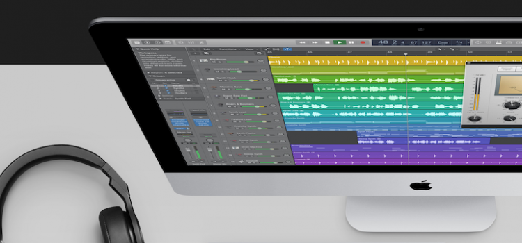 Apple has updated Logic Pro X to v10.3.1