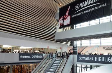 Yamaha MusikMesse 2017