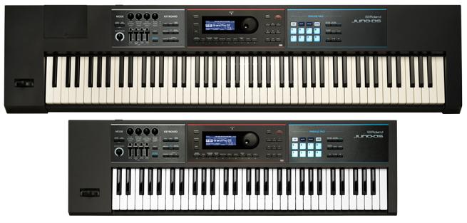 Yamaha Mx Vs Roland Juno Ds