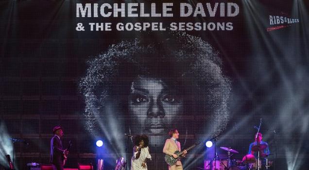 Michelle David Yamaha Rivage PM10