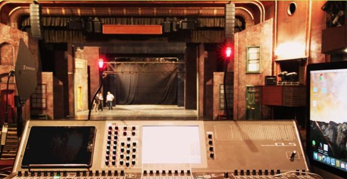 Nexo Yamaha Erkel Theatre Hungary