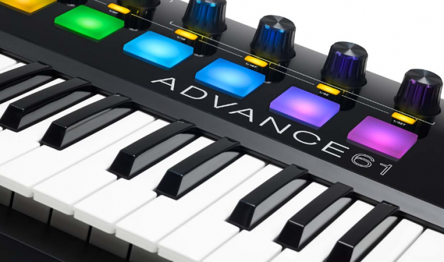 Akai Advance Keyboards – Transfer to new owner the easy way