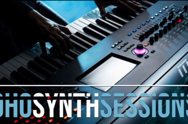 #SohoSynthSessions