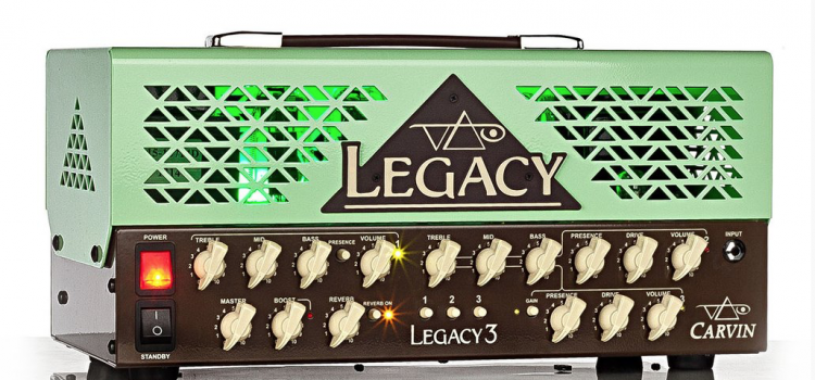 Carvin Legacy 3