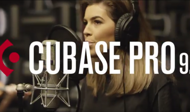 Cubase 9.5 ahead of schedule. Updated versions now available.