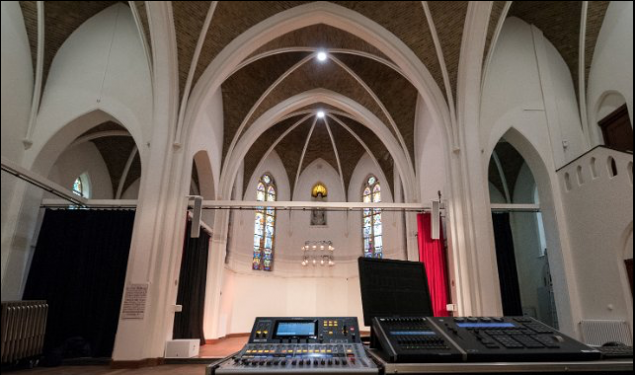 Fit For A King: Yamaha Helps Transform Former Abbey Into The Heart Of A Community